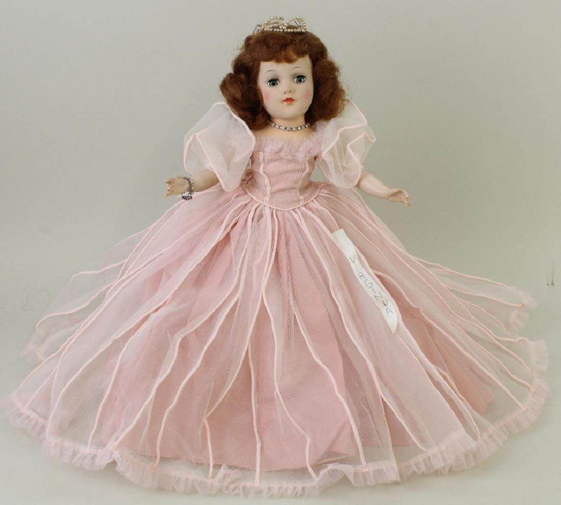 """14"""" MARY HOYER HARD PLASTIC DOLL DRESSED IN TAGGED"""