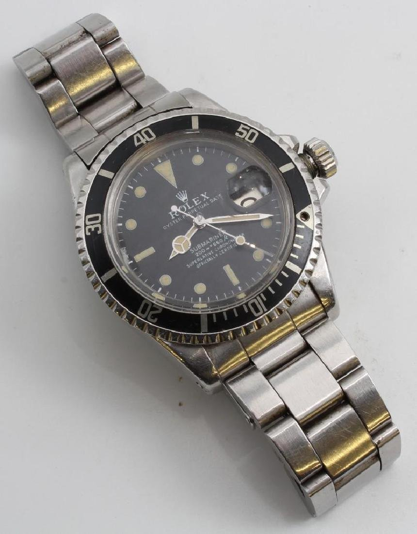 Rolex Wrist Watch. Oyster Perpetual Date. Submariner
