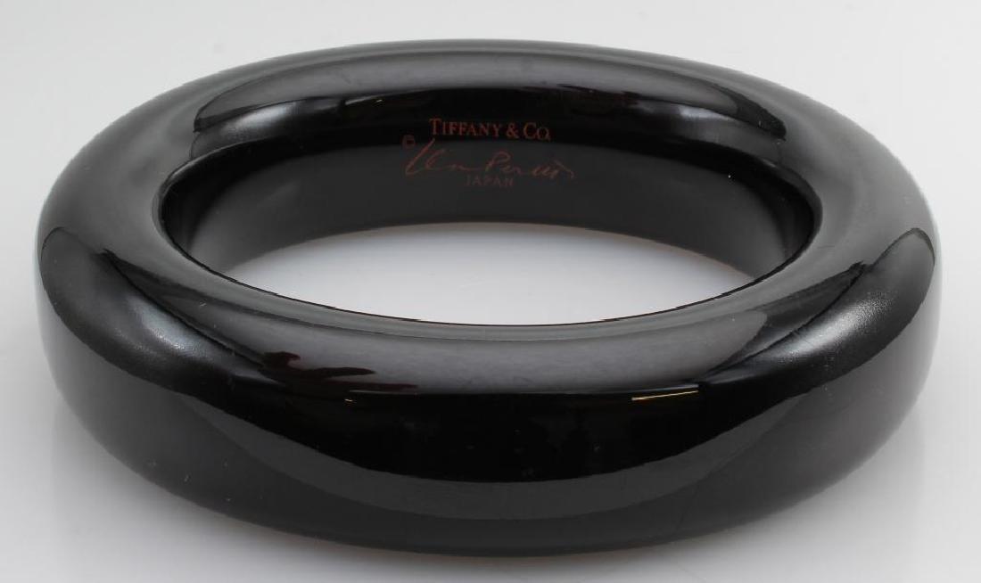 Bracelet. Tiffany & Co. Elsa Peretti Japan. Bangle.