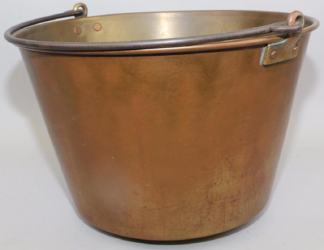 H.W. Hayden Copper Kettle - 2