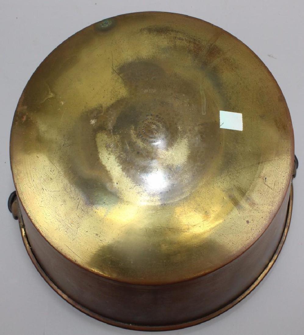 H.W. Hayden Copper Kettle - 4