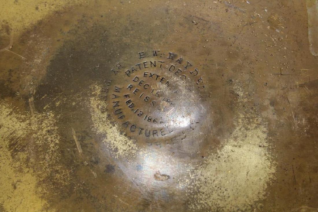 H.W. Hayden Copper Kettle - 5