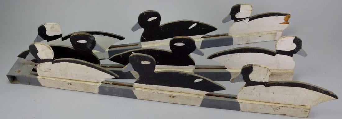 Folding Bufflehead Decoy