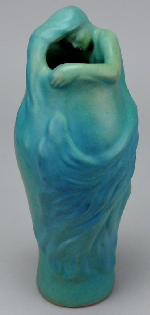 Van Briggle Lorelei Art Pottery Vase, Signed