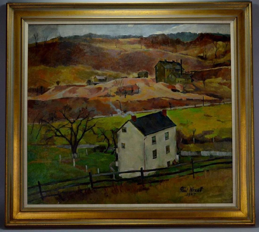 Paul Wescott  (PA, ME, DE 1904 - 1970)