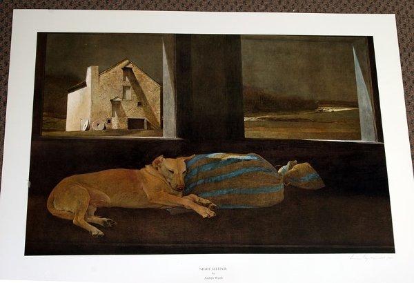 3003: Andrew Wyeth