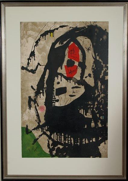 3007: Joan Miro