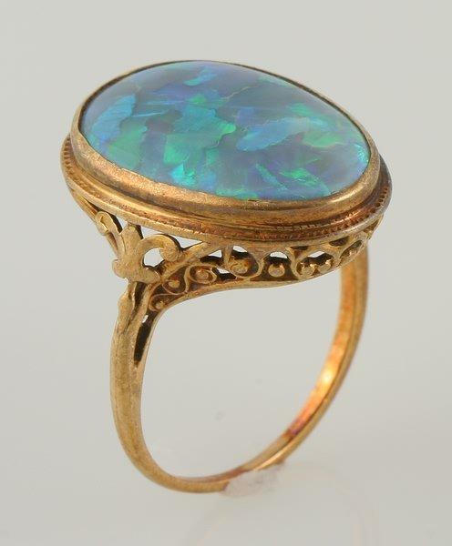 3242: Opal Ring