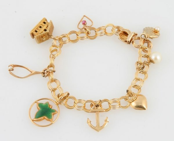 3247: Charm Bracelet
