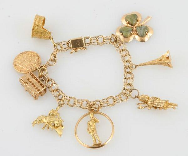 3248: Charm Bracelet