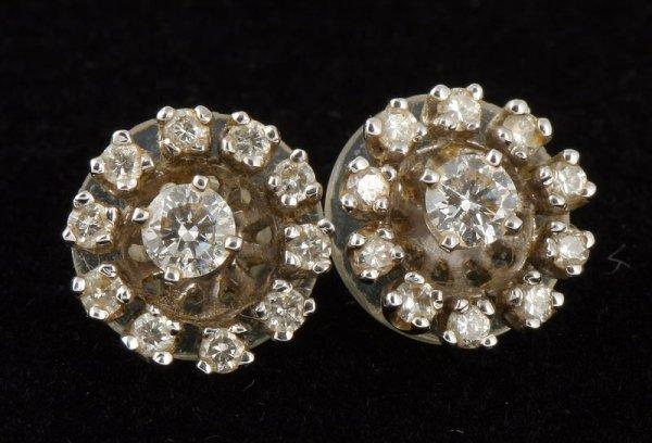 3255: Diamond Earrings