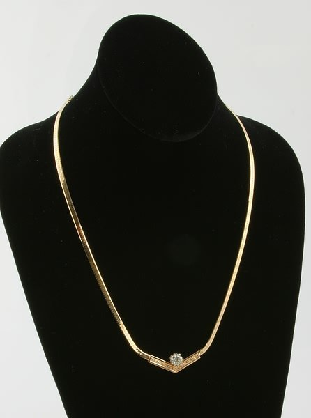 3256: Diamond Necklace
