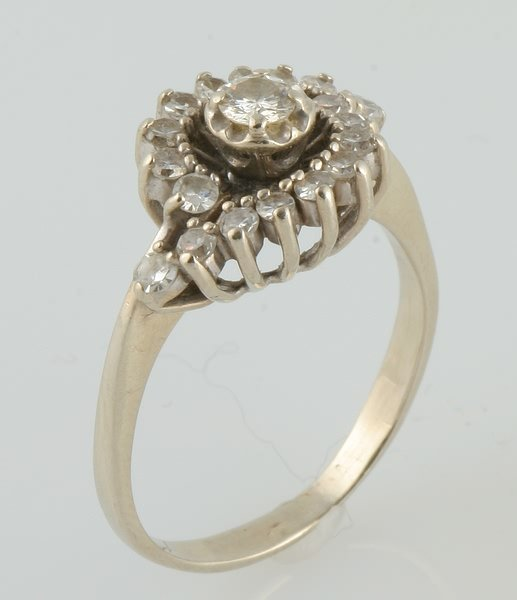 3258: Diamond Ring