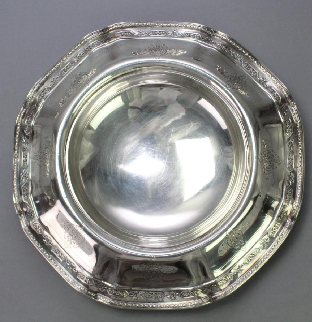 JE Caldwell Sterling Silver Center Bowl - 2