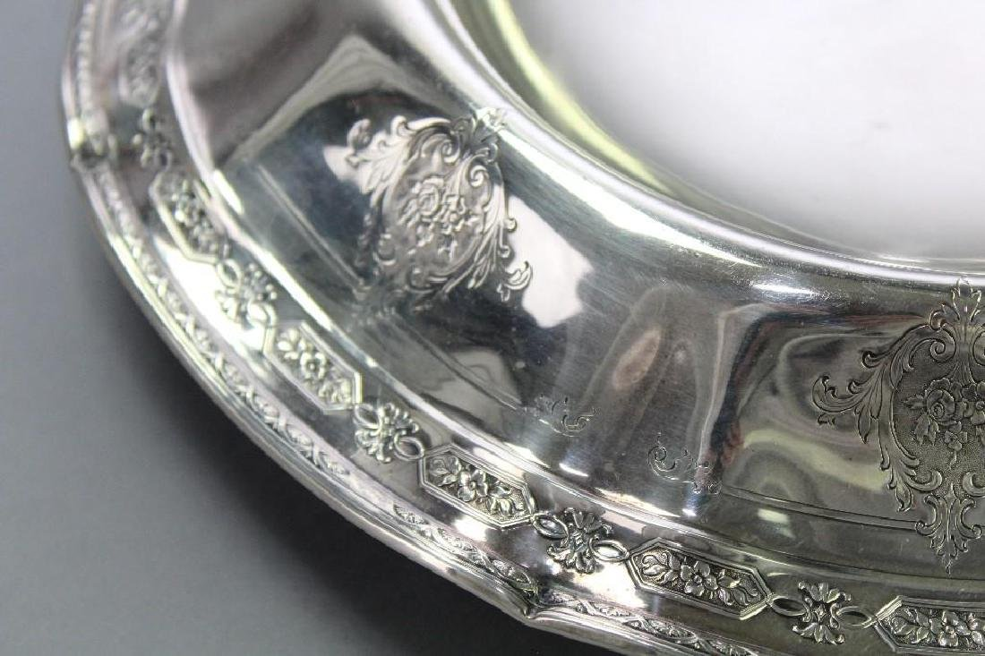 JE Caldwell Sterling Silver Center Bowl - 3