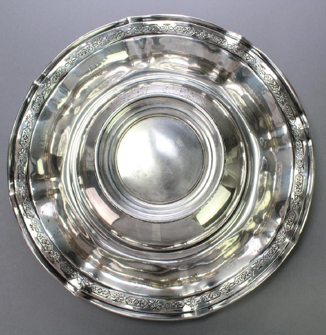 JE Caldwell Sterling Silver Center Bowl - 6