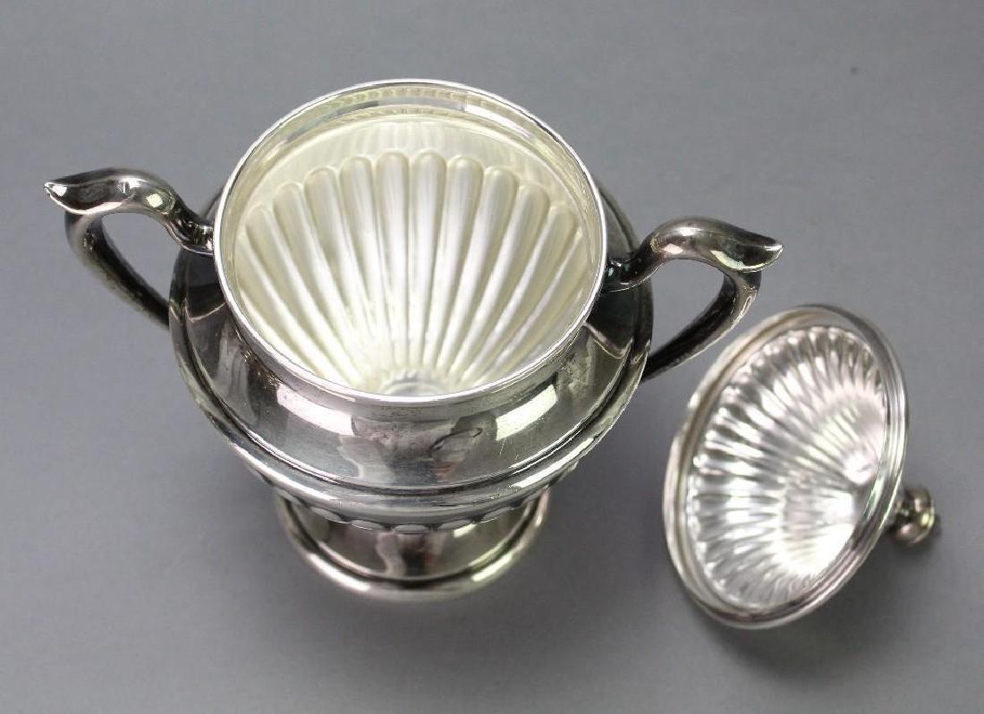 Dunkirk Silversmiths Sterling Silver Tea Service - 10