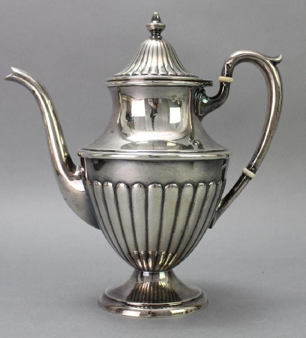 Dunkirk Silversmiths Sterling Silver Tea Service - 7