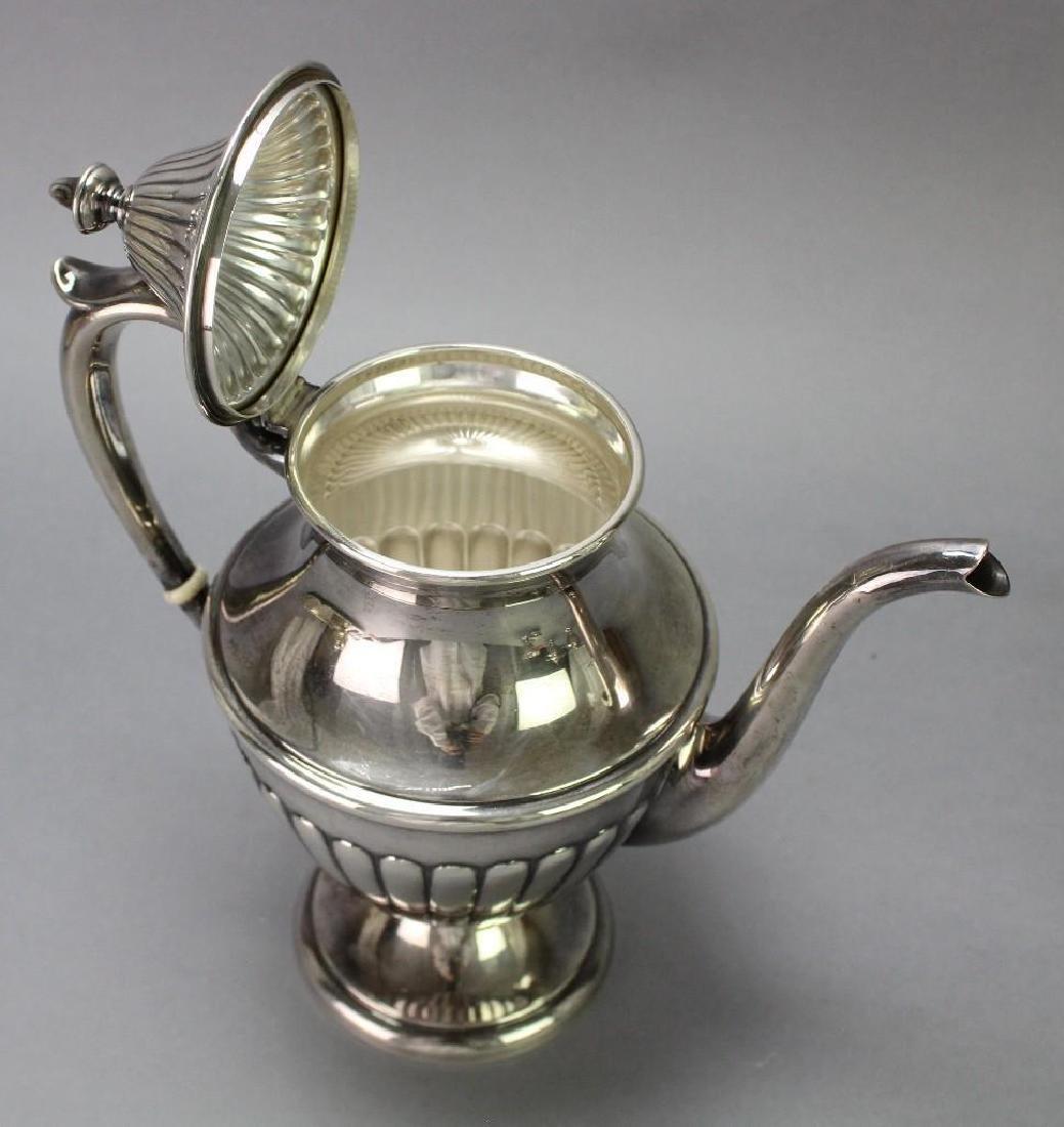 Dunkirk Silversmiths Sterling Silver Tea Service - 8