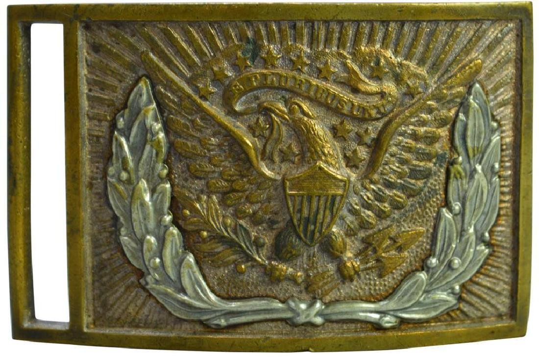 Civil War Eagle Belt Plate