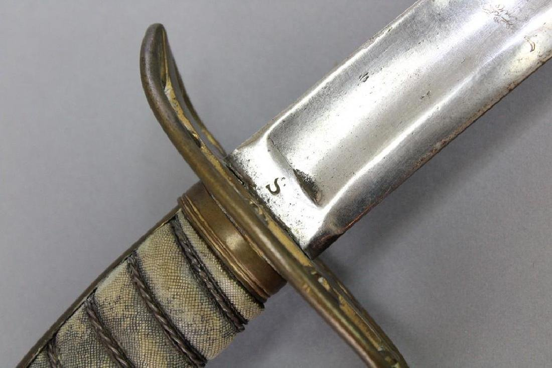 Identified British Napoleonic Period Sword - 10