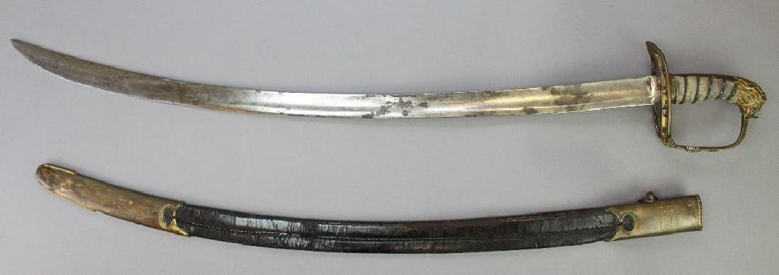 Identified British Napoleonic Period Sword - 2