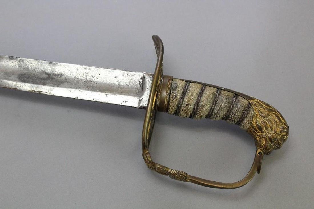 Identified British Napoleonic Period Sword - 3