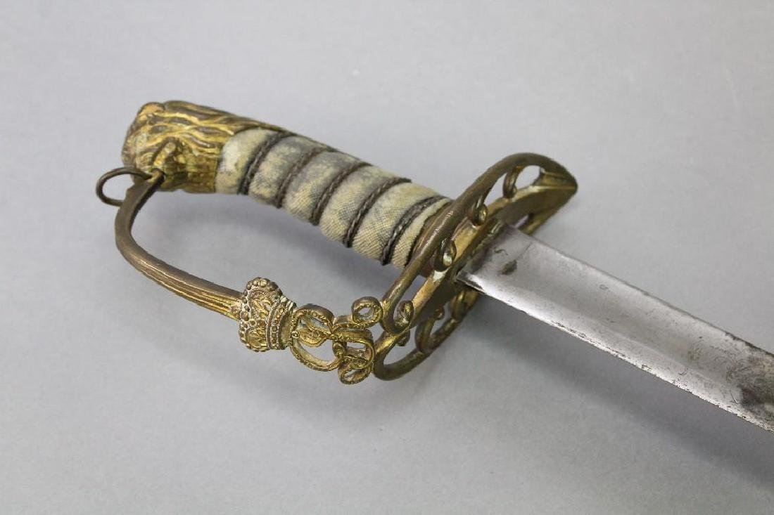 Identified British Napoleonic Period Sword - 5
