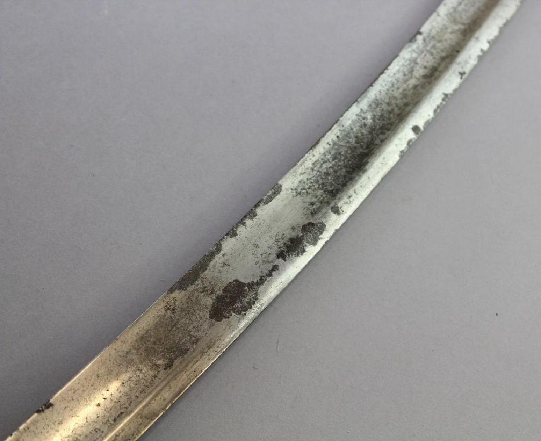 Identified British Napoleonic Period Sword - 8