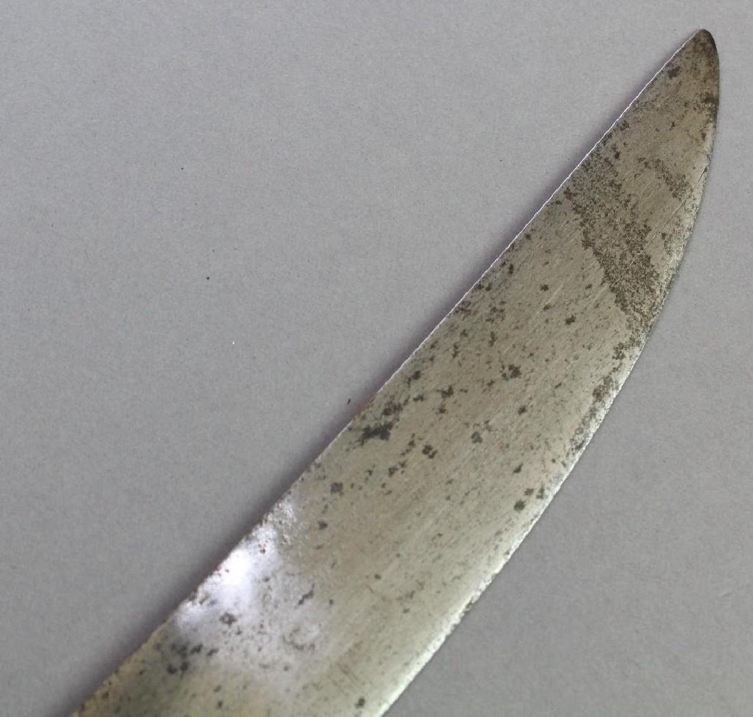 Identified British Napoleonic Period Sword - 9