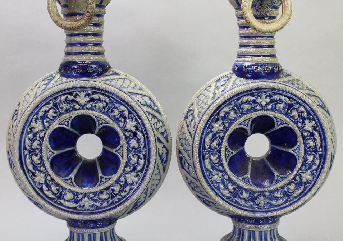 Westerwald Stoneware Ewers - 4