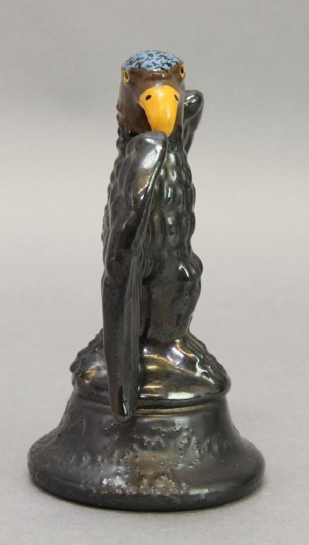 James C. Seagreaves Pottery Bird - 2