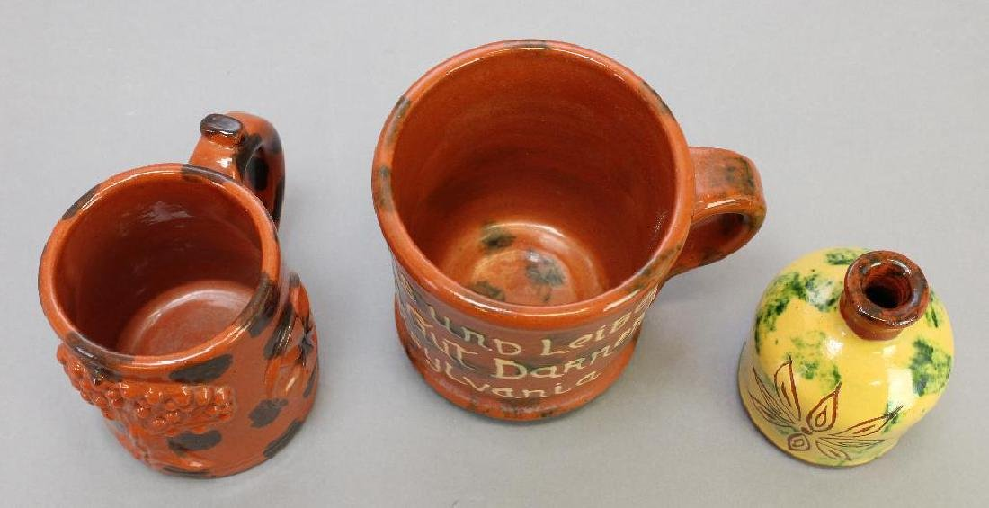James C. Seagreaves Pottery Grouping - 3