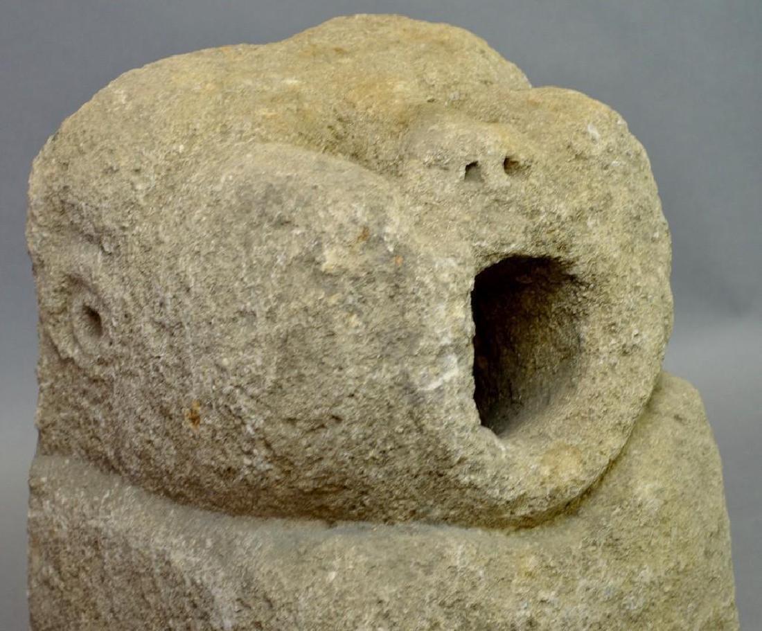 11th Century Stone Gargoyle - 2