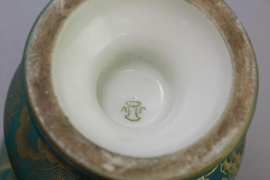 Old Paris Vase Grouping - 10