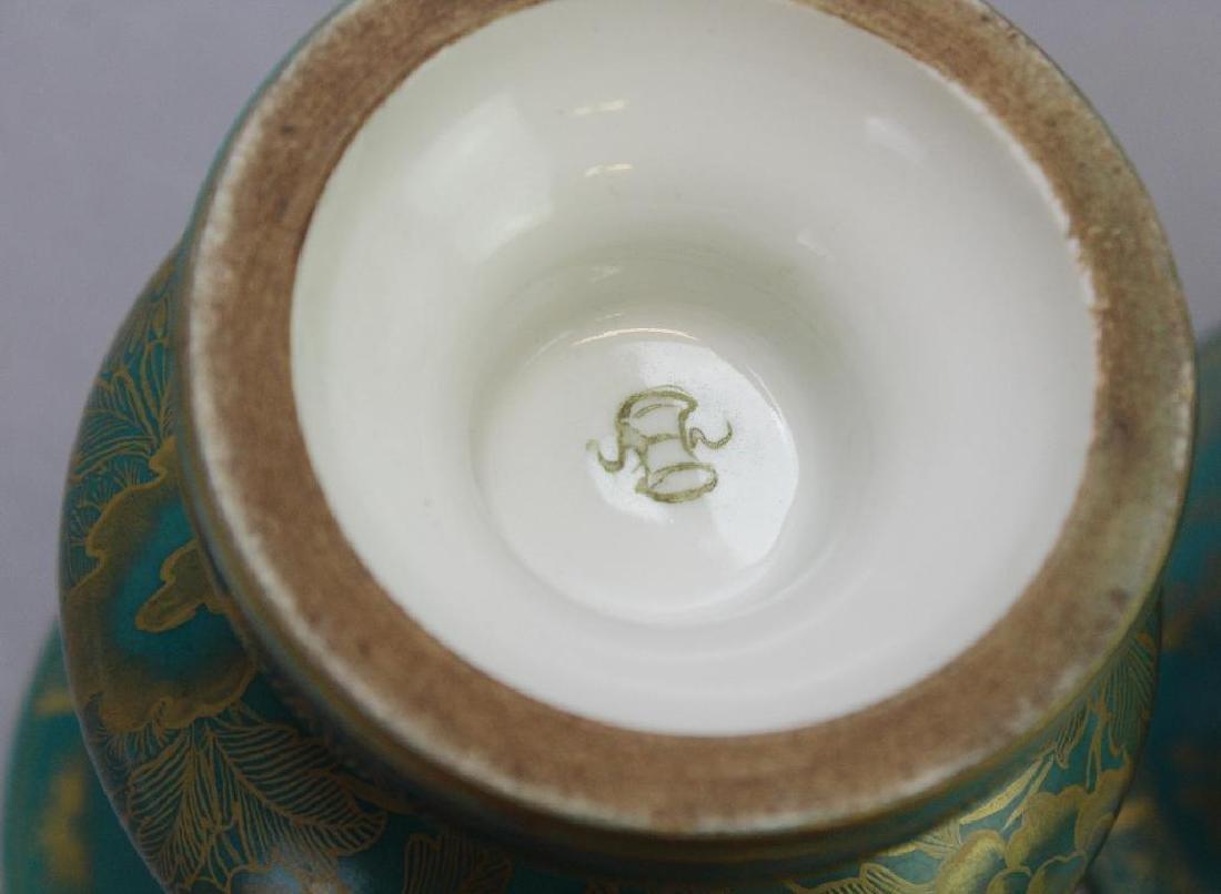 Old Paris Vase Grouping - 9