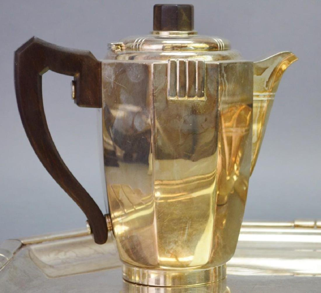 French Art Deco Tea Service - 2