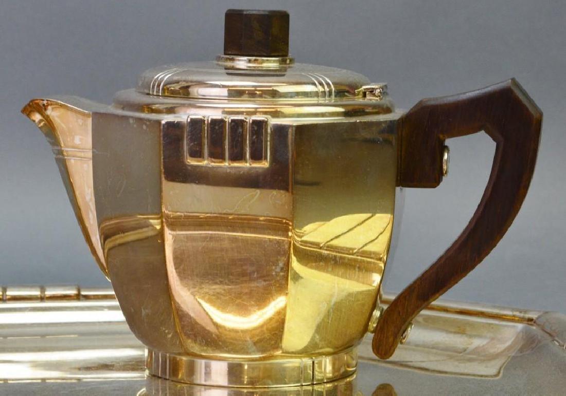 French Art Deco Tea Service - 3