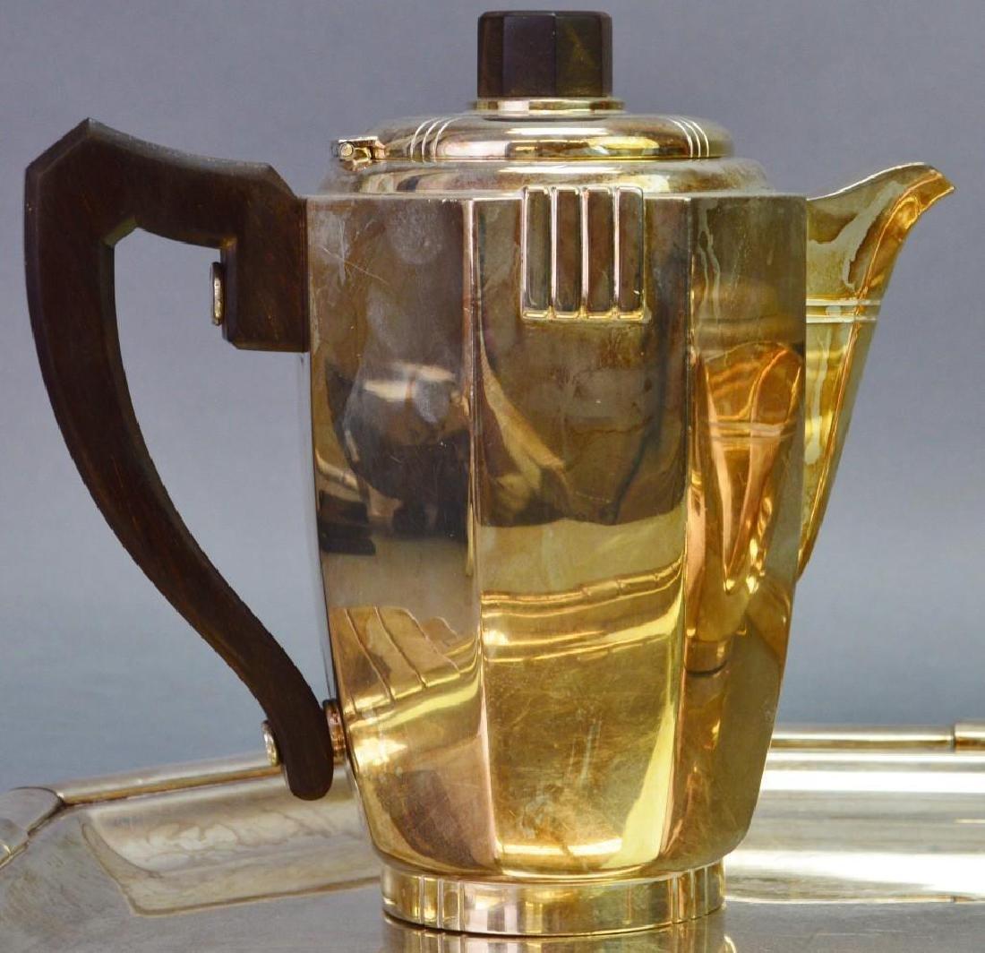 French Art Deco Tea Service - 4