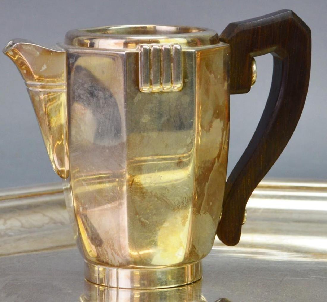 French Art Deco Tea Service - 5