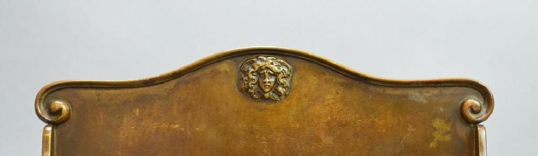 Bronze Letter Holder - 3