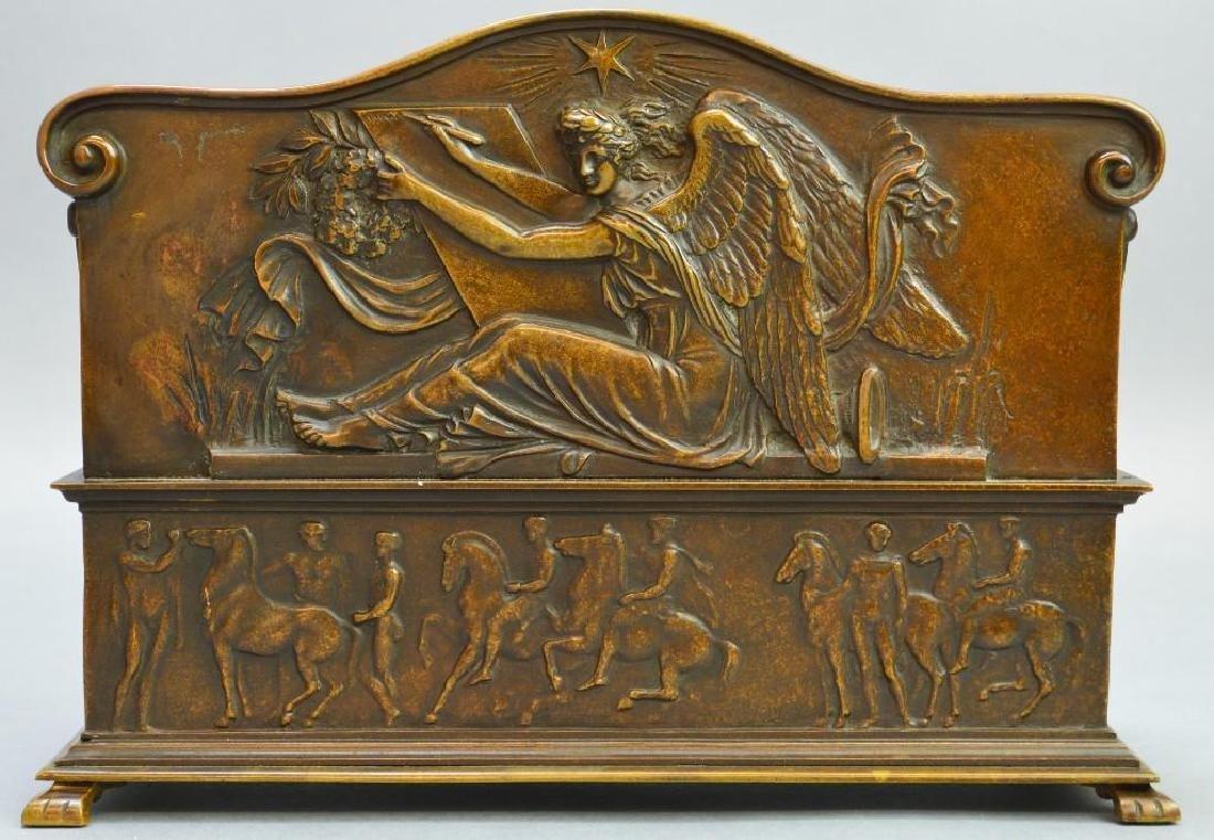 Bronze Letter Holder - 4
