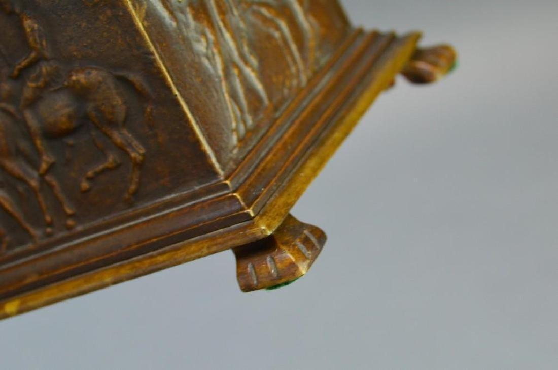 Bronze Letter Holder - 5
