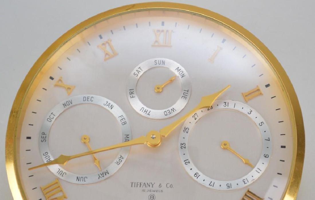 Tiffany and Co. Desk Clock - 2