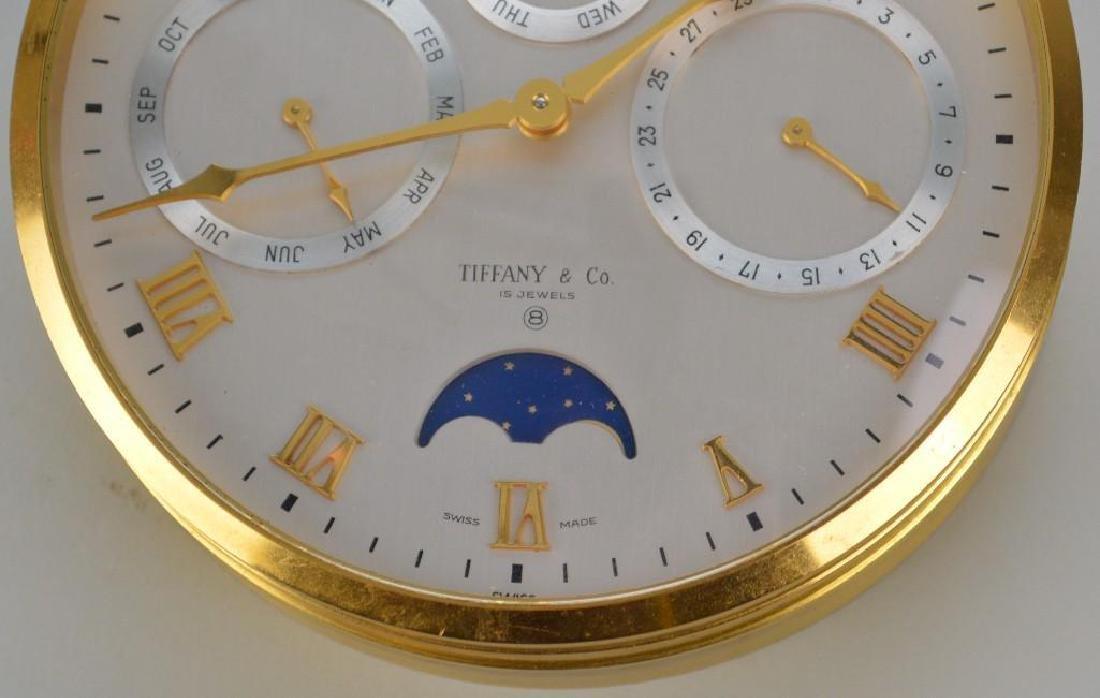 Tiffany and Co. Desk Clock - 3