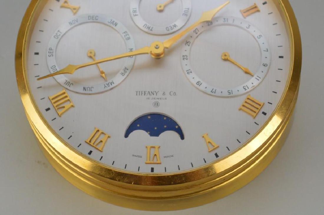 Tiffany and Co. Desk Clock - 5