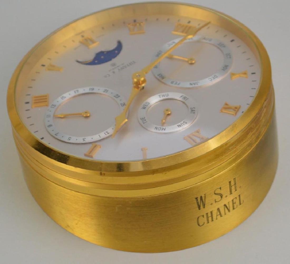 Tiffany and Co. Desk Clock - 6