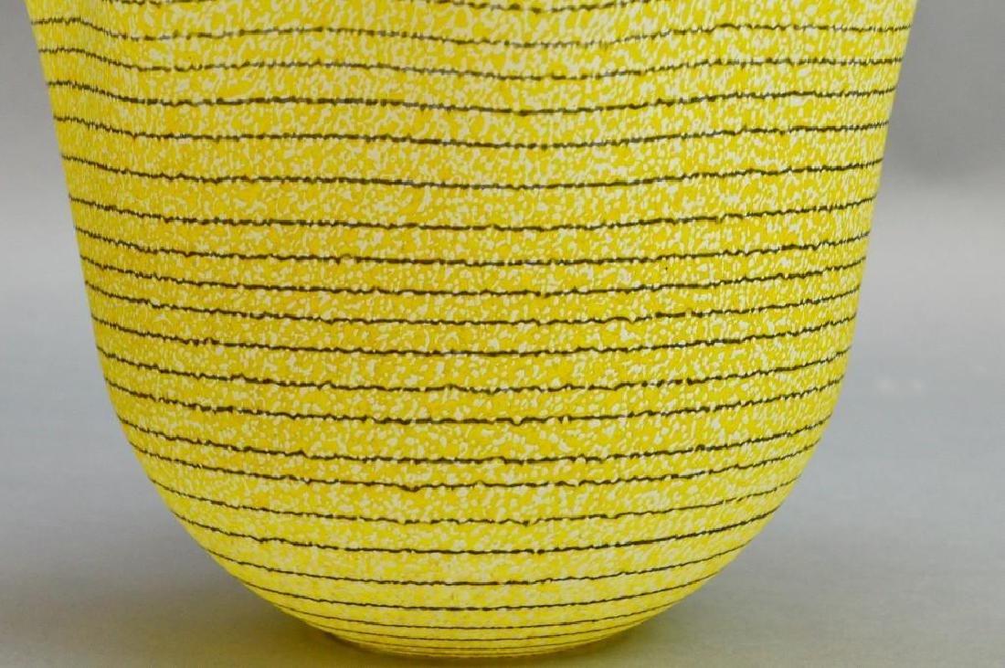 Kosta Boda Art Glass Vase - 3