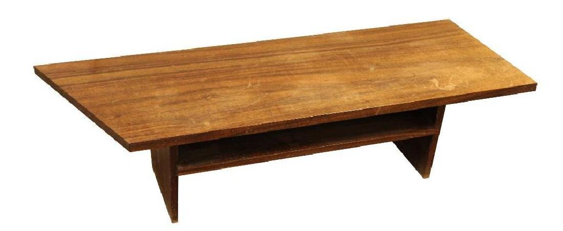 Mid-Century Modern Coffee Table-In the Manner of George
