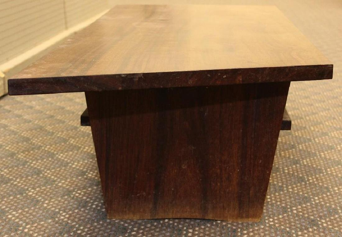 Mid-Century Modern Coffee Table-In the Manner of George - 4